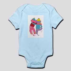 Buddies Infant Bodysuit