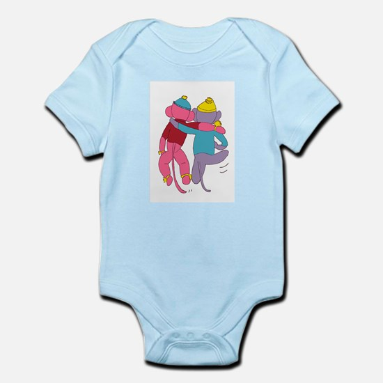 Buddies Infant Bodysuit