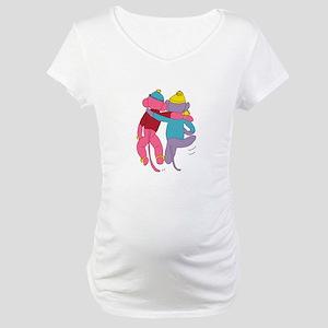 Buddies Maternity T-Shirt