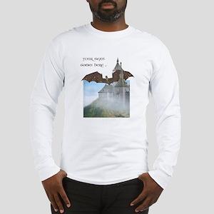 Dragon Castle Long Sleeve T-Shirt