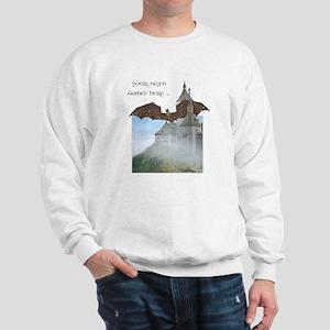 Dragon Castle Sweatshirt