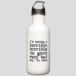 Terrible Horrible Stainless Water Bottle 1.0L