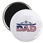 Fathers Day All American Dad Magnet