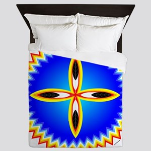 SOUTHEAST INDIAN DESIGN Queen Duvet