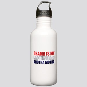 Obama Is My Stainless Water Bottle 1.0L