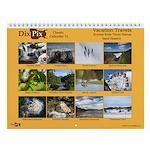 DixPix Classic Calendar 6: Vacation Travels