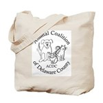 ACDC logo Tote Bag