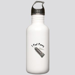 feel funny Stainless Water Bottle 1.0L
