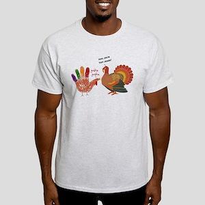 Canadian turkey - Light Tee T-Shirt