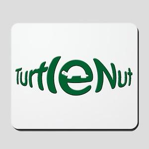 Turtle Nut Mousepad