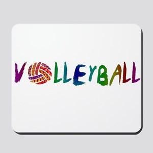 VOLLEYBALL3 Mousepad