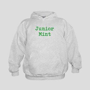 Junior Mint Kids Hoodie