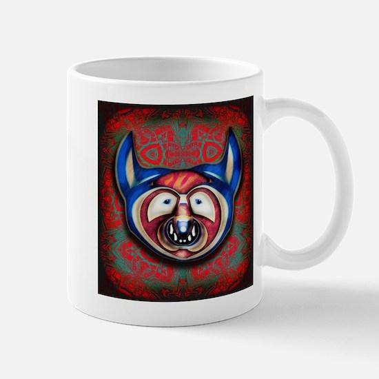 Funny Badger Mug