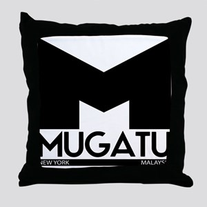 Mugatu Throw Pillow