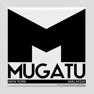Mugatu Tile Coaster
