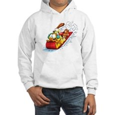 Sledding Fun! Hooded Sweatshirt