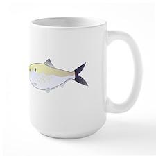 Menhaden Bunker fish Large Mug
