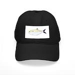 Menhaden Bunker fish Black Cap