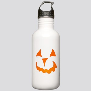Pumpkin Face Stainless Water Bottle 1.0L