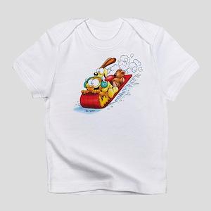 Sledding Fun! Infant T-Shirt