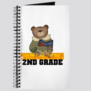 Bear 2nd Grade Journal