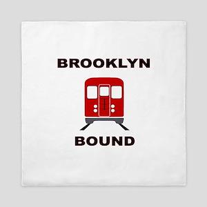 Brooklyn Bound Queen Duvet