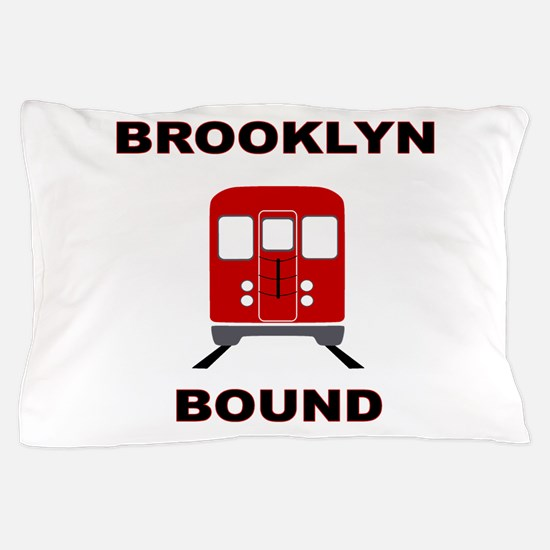 Brooklyn Bound Pillow Case