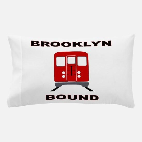 Brooklyn Bound Pillow Case
