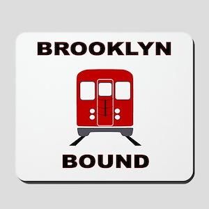 Brooklyn Bound Mousepad