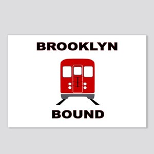 Brooklyn Bound Postcards (Package of 8)