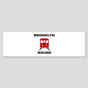 Brooklyn Bound Sticker (Bumper)
