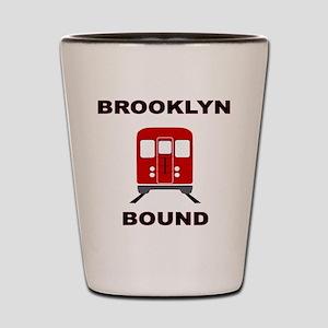 Brooklyn Bound Shot Glass