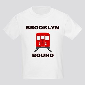 Brooklyn Bound Kids Light T-Shirt