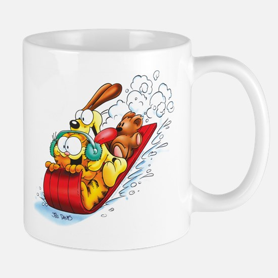 Sledding Fun! Mug