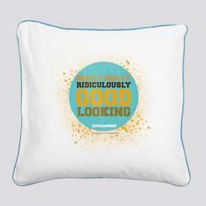 Good Looking Square Canvas Pillow