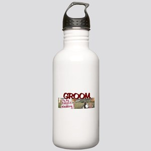 groom Stainless Water Bottle 1.0L