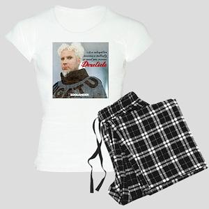 Derelicte Women's Light Pajamas