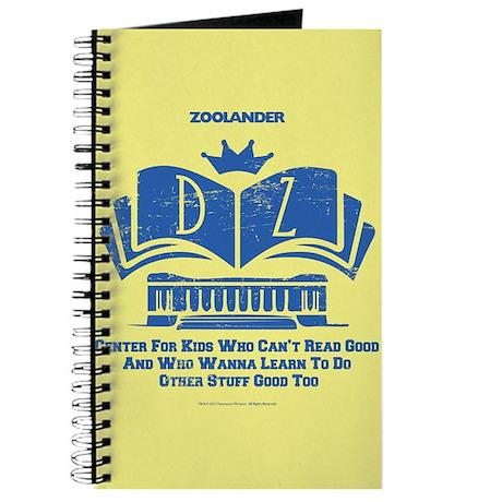Derek Zoolander Center Journal