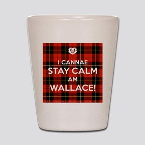 Wallace Shot Glass