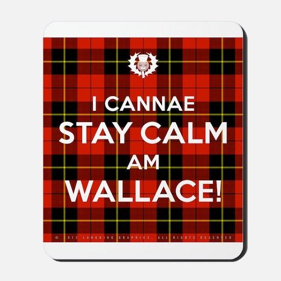 Wallace Mousepad