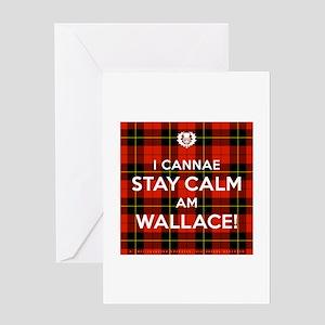 Wallace Greeting Card