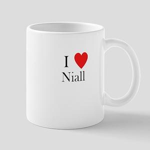 I Love Niall Mug