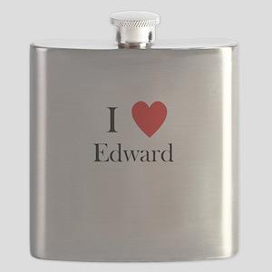 i love Edward Flask