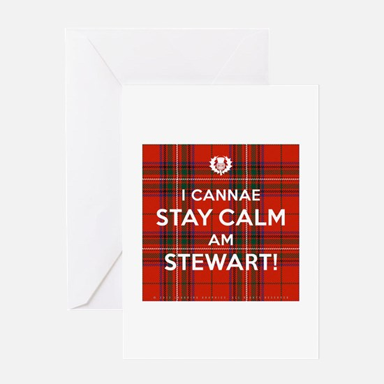 Stewart Greeting Card