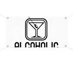 Alcoholic Banner