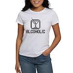 Alcoholic Women's T-Shirt