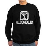 Alcoholic Sweatshirt (dark)