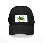 Blue Crab Black Cap