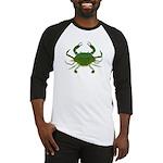 Blue Crab Baseball Jersey