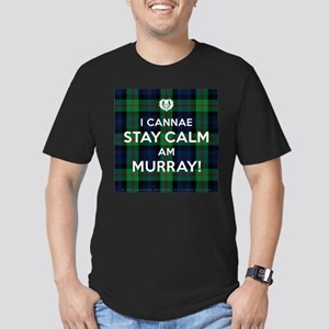 Murray Men's Fitted T-Shirt (dark)